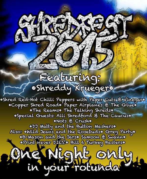 2016 01 07 Shredfest poster