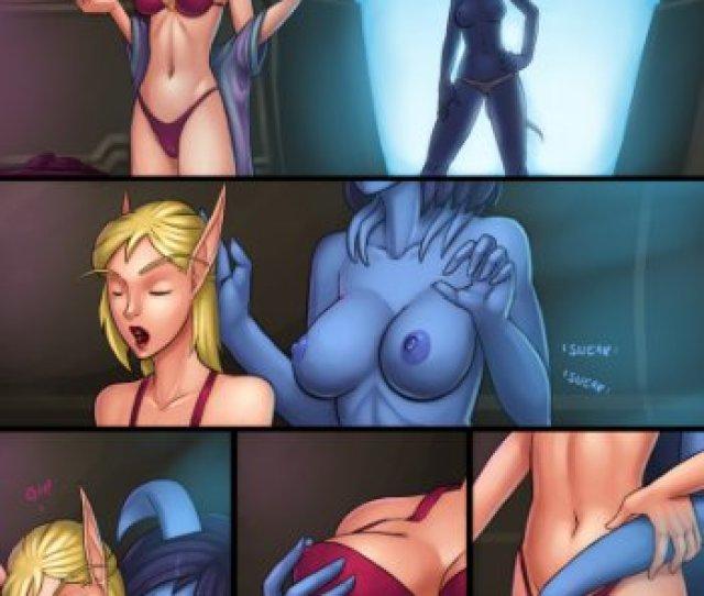 Warcraft Erofus Sex And Porn Comics