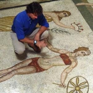 Società romana nei libri di Alberto Angela