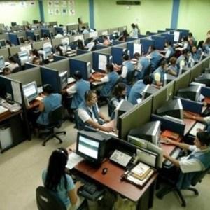 lavorare in un call center