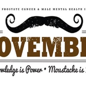 Movember : un'iniziativa coi baffi!