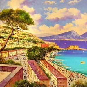 Napoli: per il Telegraph è la più bella