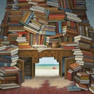 Sul lungomare di Napoli un (lungo) mare di libri