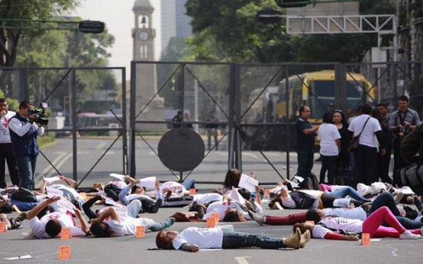 Messico: violenza domestica sulle donne