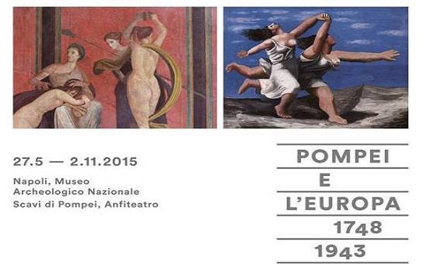 Mostra Pompei e l'Europa