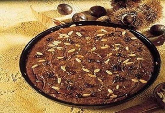 castagnaccio al cioccolato