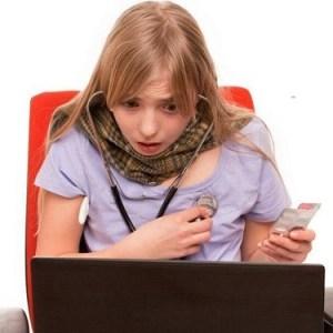 Ipocondriaci, internet e tv