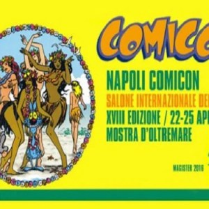 Torna il Comicon 2016