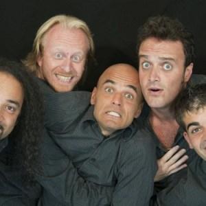 The best of Rimbamband al Teatro Sancarluccio
