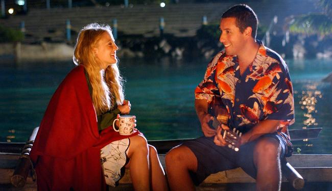 Otto film d'amore estivo: vacanze romantiche evi