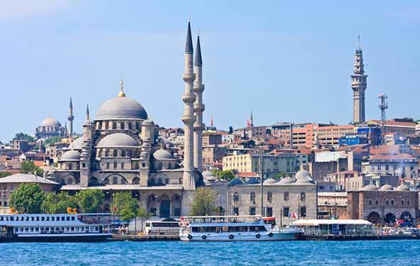 Bagliori turchi: suggestioni di Istanbul
