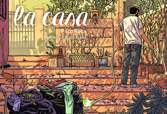 La tenerezza nostalgica de La casa di Paco Roca
