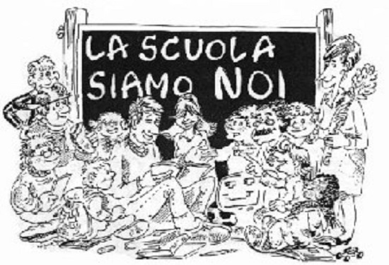 In Italia insegnare diventa un reality evi