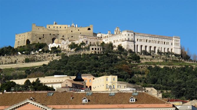 Rivoluzione e Amore al Castel Sant'Elmo