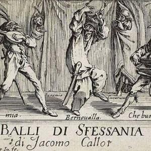 Cunti di Sfessania e la Commedia dell'Arte