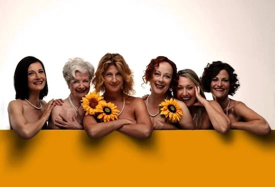 Scoprirsi donne: Calendar Girls al Diana