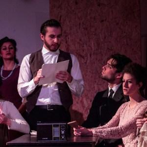 Nella gioia e nel dolore al Teatro Elicantropo