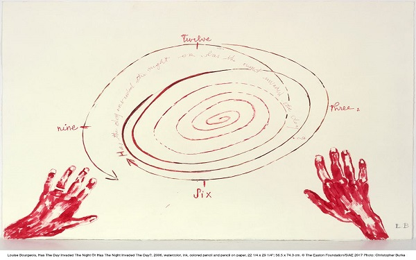Louise Bourgeois: Voyages Without a Destination da Studio Trisorio