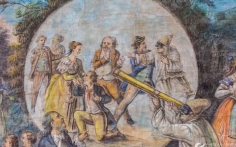 La sezione teatrale della Certosa di San Martino: un nuovo allestimento