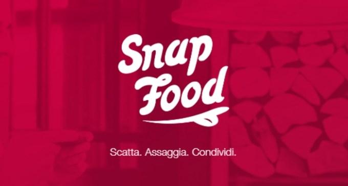 SnapFood: la community per foodlovers e foodbloggers