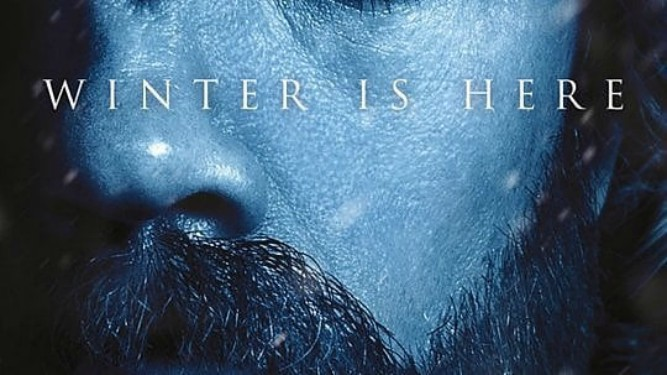 Game of Thrones 7: Winter is here