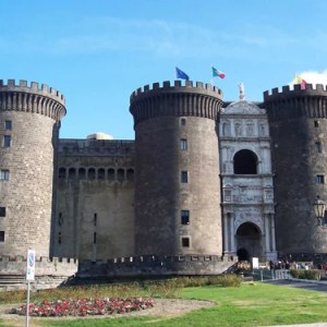 Primo premio Italia a colori al Maschio Angioino