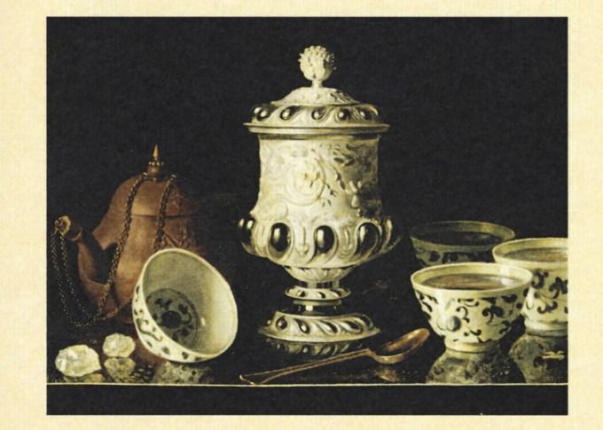 tè verde eroica fenice di Joseph Sheridan Le Fanu