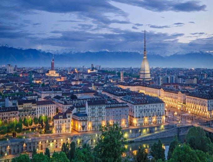 Torino, capoluogo piemontese