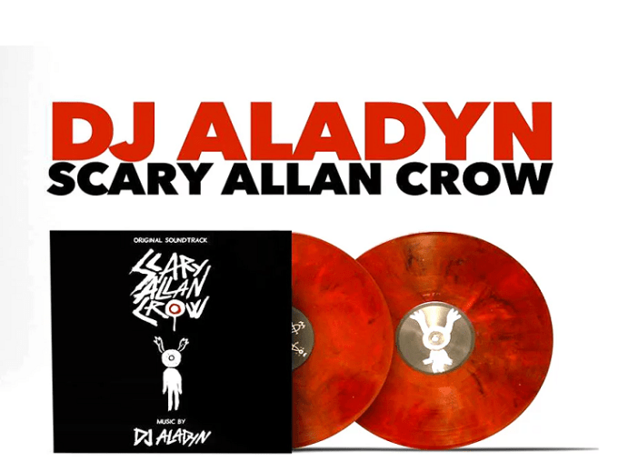 Scary Allan Crow