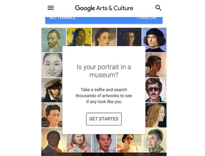 Google Arts&Culture: l'arte che ti somiglia
