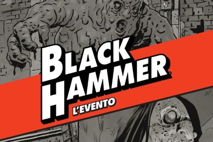 Black Hammer volume 2: l'evento continuo di Origini segrete