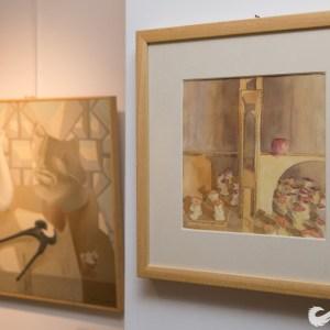 Mostra Archè alla Galleria d'arte Serio: intervista a Paola De Rosa