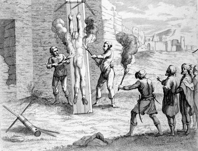 Torture medievali: gli strumenti del dolore