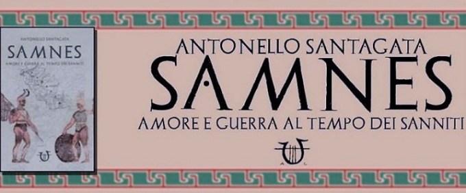 I Sanniti raccontati da Antonello Santagata