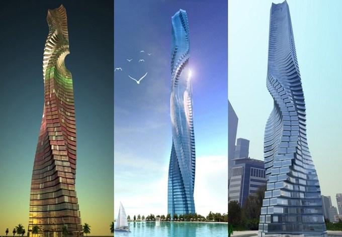 Dynamic architecture: il primo grattacielo girevole