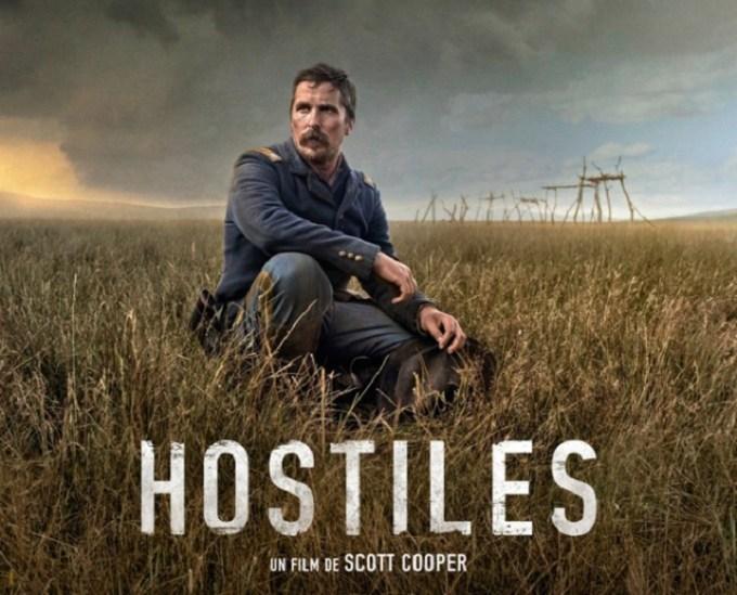 Hostiles: nuovo western duro e malinconico