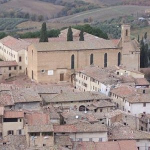 Il complesso di San Domenico a San Gimignano e il suo sogno di riqualificazione