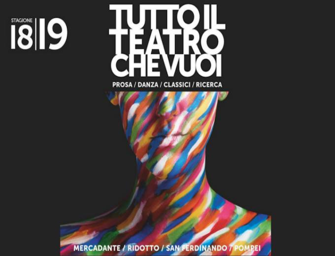 La nuova stagione del Teatro Stabile 2018-2019 presentata al Mercadante