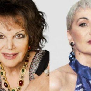 la strana coppia al Teatro Augusteo: il ritorno di Claudia Cardinale