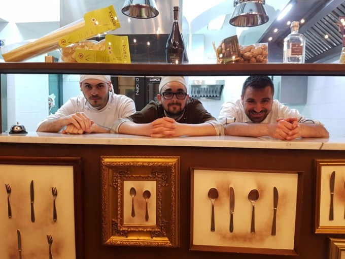 """Il ristorante """"Mesa"""" di Mario Strazzullo: percorsi di passione"""