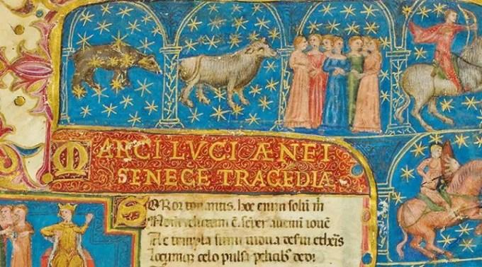 Biblioteca dei Girolamini, ritrovato un manoscritto di Seneca