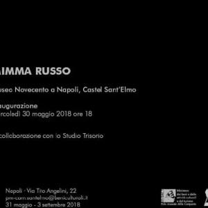 L'esposizione di Mimma Russo a Castel Sant'Elmo