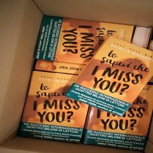Lo sapevi che I MISS YOU, il capitolo conclusivo della trilogia DIMILY di Estelle Maskame