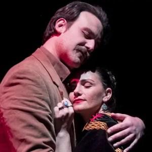 Frida Kahlo, l'omaggio del Teatro alla Deriva VII edizione