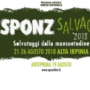 Sponz Fest 2018, in scena il Festival diretto da Vinicio Capossela