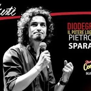 Pietro Sparacino e Diodegradabile
