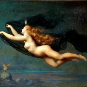Nyx, dea greca della notte: curiosità sul mito