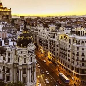 capitale della Spagna