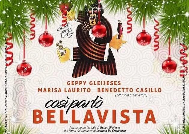 Così parlò Bellavista: lo spettacolo di Geppy Gleijeses al Diana