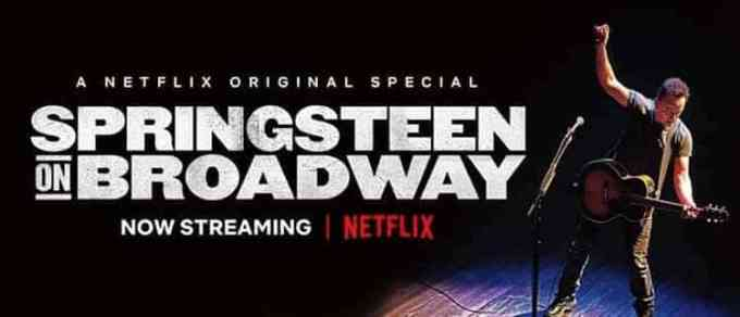 Springsteen on Broadway, la voce del Boss